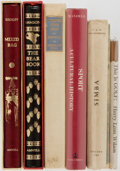 Books:Sporting Books, [Sporting and Outdoors]. Group of Six Related Books, including two limited copies published for the National Sporting Fraterni... (Total: 6 Items)