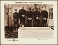 "Movie Posters:Comedy, The Electric House (First National, 1922). Lobby Card (11"" X 14"")....."