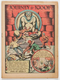 Golden Age (1938-1955):Horror, Suspense Comics #2 Coverless (Continental Magazines, 1944)Condition: PR....