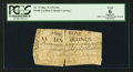 Colonial Notes:North Carolina, North Carolina March 9, 1754 10s PCGS Apparent Good 06.. ...