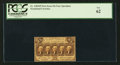 Fractional Currency:First Issue, Fr. 1282SP 25¢ First Issue Narrow Margin Face PCGS New 62.. ...