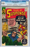 Silver Age (1956-1969):Superhero, Tales of Suspense #48 Don/Maggie Thompson Collection pedigree (Marvel, 1963) CGC NM/MT 9.8 White pages....