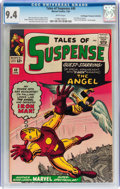 Silver Age (1956-1969):Superhero, Tales of Suspense #49 Don/Maggie Thompson Collection pedigree(Marvel, 1964) CGC NM 9.4 White pages....