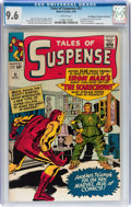 Silver Age (1956-1969):Superhero, Tales of Suspense #51 Don/Maggie Thompson Collection pedigree(Marvel, 1964) CGC NM+ 9.6 White pages....
