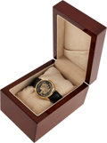 "Basketball Collectibles:Others, Chicago Bulls Three Peat World Championship ""Josten's"" Watch...."