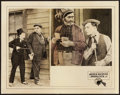 "Movie Posters:Comedy, Sherlock Jr. (Metro Pictures, 1924). Lobby Card (11"" X 14"").. ..."