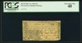 Colonial Notes:New Jersey, New Jersey December 31, 1763 15s PCGS Extremely Fine 40.. ...