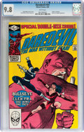 Modern Age (1980-Present):Superhero, Daredevil #181 (Marvel, 1982) CGC NM/MT 9.8 White pages....