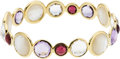 Estate Jewelry:Bracelets, Multi-Stone, Gold Bracelet, Ippolita. ...