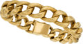Estate Jewelry:Bracelets, Gold Bracelet, Zelman & Friedman. ...