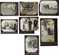 Photography:Official Photos, Photographs and Silver Gelatin Prints Depicting Alaskan NativeAmericans. ... (Total: 7 )