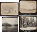 Photography:Official Photos, Silver Gelatin Prints of Alaskan Scenic Views.... (Total: 4 )