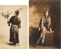 Photography:Studio Portraits, Annie Oakley: Two Photographs, 1919. ... (Total: 2 Items)