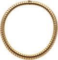 Estate Jewelry:Necklaces, Gold Necklace, Alwand Vahan. ...