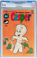 Bronze Age (1970-1979):Cartoon Character, Friendly Ghost Casper #143 File Copy (Harvey, 1970) CGC NM+ 9.6Off-white to white pages....