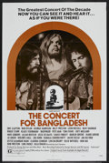 "Movie Posters:Rock and Roll, The Concert for Bangladesh (20th Century Fox, 1972) One Sheet (27""X 41"") Style B. Rock and Roll. ..."