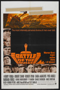 "Movie Posters:War, Battle of the Bulge (Warner Brothers, 1966). One Sheet (27"" X 41"").War. ..."
