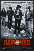 "Movie Posters:Documentary, End of the Century: The Story of the Ramones (Magnolia Pictures, 2003). SS. One Sheet (27"" X 40""). Rock Documentary. ..."