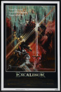 """Movie Posters:Fantasy, Excalibur (Warner Brothers, 1981). One Sheet (27"""" X 41""""). Fantasy. ..."""
