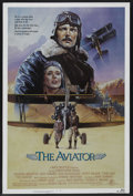 "Movie Posters:Adventure, The Aviator (MGM, 1985). One Sheet (27"" X 41""). Adventure. ..."