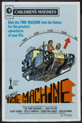 """Movie Posters:Science Fiction, The Time Machine (MGM, R-1972). One Sheet (27"""" X 41""""). Science Fiction. ..."""