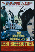 "Movie Posters:Documentary, The Wonderful, Horrible Life of Leni Riefenstahl (Kino International Corp., 1993). One Sheet (27"" X 41""). SS. Documentary. ..."