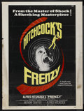 "Movie Posters:Hitchcock, Frenzy (Universal, 1972). Poster (30"" X 40""). Hitchcock...."