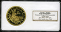 """Patterns, Private """"1876 $100 Gold Union"""" Ultra Cameo Gem Proof NGC...."""