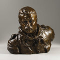 Bronze:American, Theodore Roosevelt as Rough Rider. . James EarleFraser (American, 1876-1953) . Cast by Modern Art Foundry, circa19...