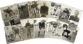 Football Collectibles:Photos, 1920s College Football Vintage Photographs Lot of 15. A total of 15 vintage service photos here focus on vintage collegiate ...