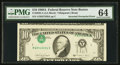 Error Notes:Inverted Third Printings, Fr. 2028-A $10 1988A Federal Reserve Note. PMG Choice Uncirculated64.. ...