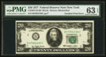 Error Notes:Doubled Face Printing, Fr. 2072-B $20 1977 Federal Reserve Note. PMG Choice Uncirculated 63 EPQ.. ...