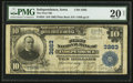 National Bank Notes:Iowa, Independence, IA - $10 1902 Plain Back Fr. 624 The First NB Ch. # 3263. ...