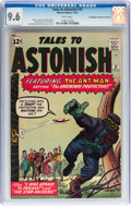 Silver Age (1956-1969):Superhero, Tales to Astonish #37 Don/Maggie Thompson Collection pedigree(Marvel, 1962) CGC NM+ 9.6 White pages....