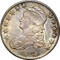 Bust Half Dollars, 1825 50C -- Improperly Cleaned -- NGC Details. Unc. O-107, R.2....