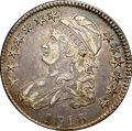 "Bust Half Dollars, 1818 50C XF45 NGC. CAC. O-104a, R.3. Ex: ""Col."" E.H.R. Green. Thismoderately circulated half dollar has deep chestnut-gold..."