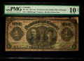 Canadian Currency: , DC-18a $1 1911 . ...