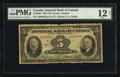 Canadian Currency: , Toronto, ON- Imperial Bank of Canada $5 Nov. 1, 1934 Ch. 375-22-04. ...