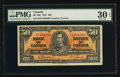 Canadian Currency: , BC-26b $50 1937 . ...