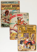 Golden Age (1938-1955):Classics Illustrated, Classic Comics Group (Gilberton, 1960s) Condition: Average GD.... (Total: 15 Items)