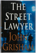 Books:Fiction, John Grisham. SIGNED. The Street Lawyer. New York:Doubleday, 1998. First edition. Signed by the author on the tit...