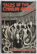 Books:Science Fiction & Fantasy, H. P. Lovecraft & Others. Tales of the Cthulhu Mythos. Sauk City: Arkham House, 1969. First edition. 8vo. 407 pa...
