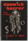 Books:Science Fiction & Fantasy, H. P. Lovecraft. The Dunwich Horror and Others: The BestSupernatural Stories of H. P. Lovecraft. Sauk City: Ark...