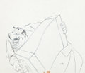 Animation Art:Production Drawing, Lady and the Tramp Tony Production Drawing Group (WaltDisney, 1955).... (Total: 2 Items)