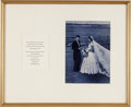 Miscellaneous:Ephemera, John F. Kennedy and Jacqueline Kennedy: Wedding Invitation,1953....