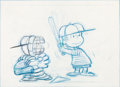 Animation Art:Production Drawing, The Charlie Brown and Snoopy Show Assorted PeanutsProduction Drawings (Bill Melendez Studios, 1982).... (Total: 5Illustration Art)