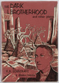 Books:Science Fiction & Fantasy, H. P. Lovecraft & Divers Hands. The Dark Brotherhood and Other Pieces. Sauk City, Wisconsin: Arkham House, 1966....