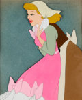 Animation Art:Production Cel, Cinderella Production Cel (Walt Disney, 1950)....