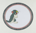 Animation Art:Production Cel, Tom and Jerry Tom Cat Production Cel (MGM, c. 1940s-50s)....