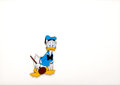 Animation Art:Production Cel, Mickey Mouse Club Donald Duck Opening Production Cel (WaltDisney, 1955)....